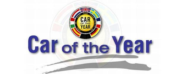 Au fost anuntate nominalizarile pentru titlul de 'Masina Anului 2012'