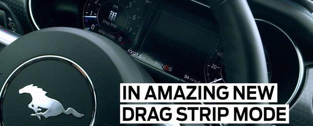 """Au fost anuntate performantele noului Mustang. Masina americana """"este mai rapida decat un Porsche 911 Carrera de 94,000$"""""""
