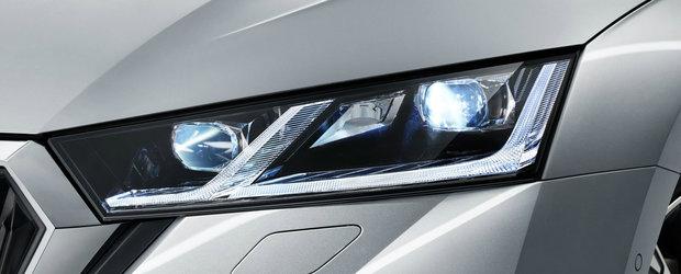 Au fost anuntate preturile noii Octavia 4. Cat costa masina cehilor de la Skoda