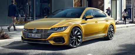 Au fost anuntate preturile noului Volkswagen Arteon