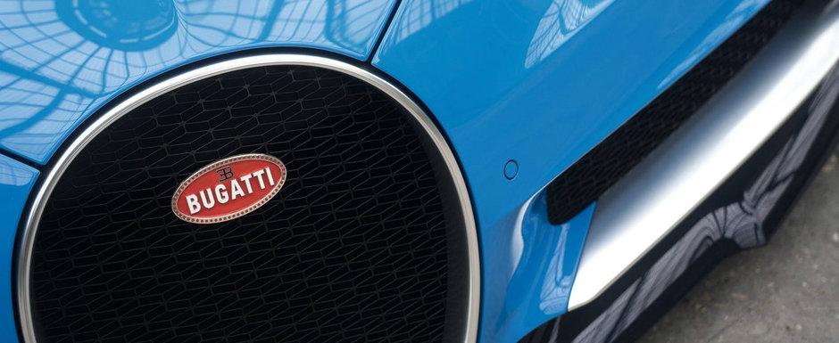 Au fost anuntate primele detalii despre noua masina de la Bugatti. Ce spune seful companiei franceze