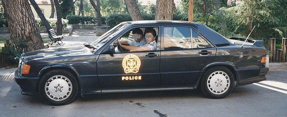 Au fost candva cele mai rapide masini de politie de pe strazi. Infractorii nu aveau nicio sansa de scapare