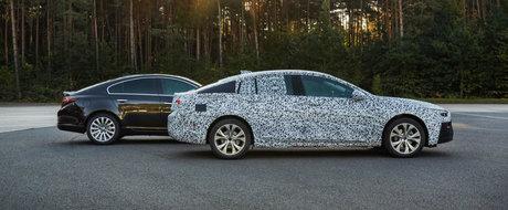 Au fost definitivate caracteristicile viitorului Opel Insignia. Cum arata si ce aduce nou masina germana