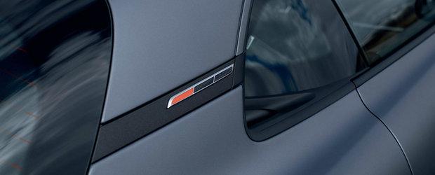 Au fost publicate primele fotografii oficiale cu versiunea mai puternica a frantuzoaicei care concureaza masinile Porsche