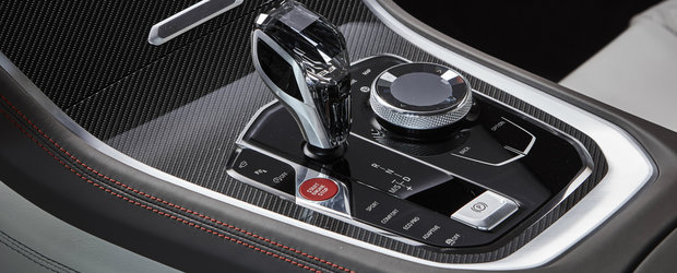 Au lasat portiera deschisa. Fotografii au surprins in premiera interiorul noului BMW Seria 8