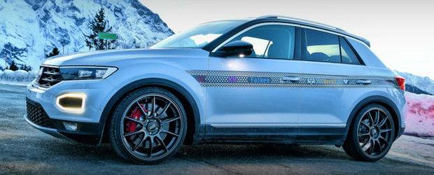 Au luat la modificat cel mai ieftin SUV din gama Volkswagen. Noul model german arata acum de milioane!