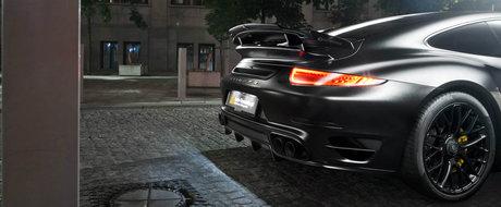 Au luat tot ce-au avut altii mai bun si au creat cel mai frumos Porsche 911