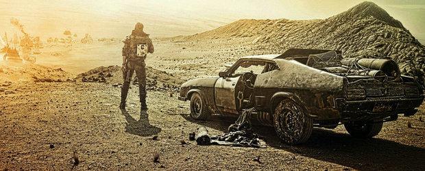 Au mai ramas 9 zile pana vine filmul 'Mad Max Fury Road' in Romania!