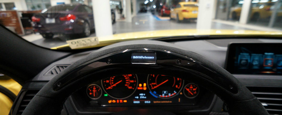 De la americani vine cel mai dotat si scump BMW Seria 3