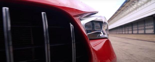 Au scos pe circuit masina cu cel mai puternic motor de 2.0 litri din industrie. Audi si BMW n-au avut nicio sansa