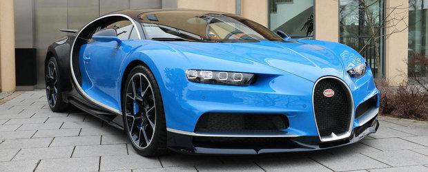 Au si inceput sa scape de ele? Un nou Bugatti Chiron de 1.500 CP a fost scos la vanzare