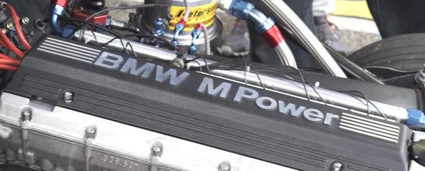 Au stors peste 2.000 CP din vechiul motor de M5 E34. Este cea mai rapida masina cu motor de BMW din lume