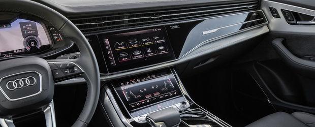 Au testat cel mai nou SUV de la AUDI. Impresiile lasate de masina care concureaza cu BMW X6