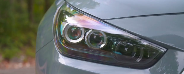Au testat in sfarsit masina fostului inginer sef de la BMW M. In Romania, clientii primesc o reducere uriasa ca s-o cumpere
