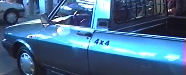 Au trecut 21 de ani! Cum aratau masinile din Salonul Auto Bucuresti in 1995?