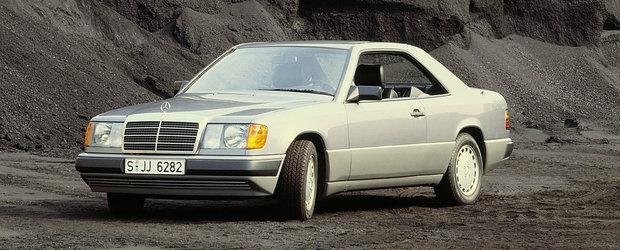 Au trecut aproape 30 de ani de la introducerea acestei legendare masini germane