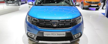 Au uitat de Ferrari si Lamborghini cand au vazut noul Logan MCV Stepway in carne si oase