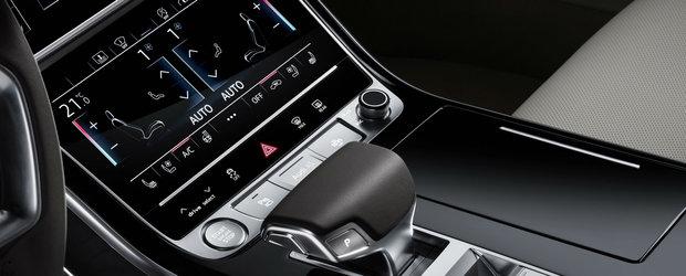 Au uitat sa inchida usa iar acum toata lumea poate sa vada interiorul noului Audi Q8