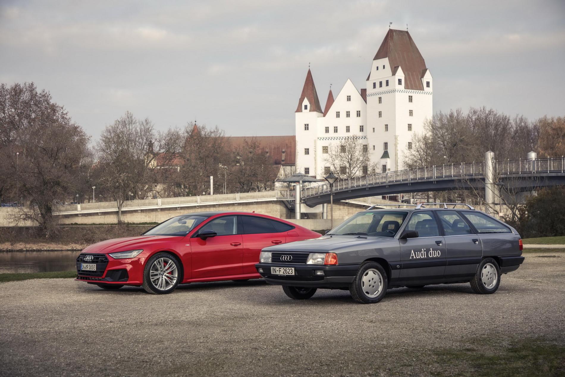 Audi 100 Avant Duo - Audi 100 Avant Duo