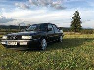 Audi 4000 Quattro jante schimbate
