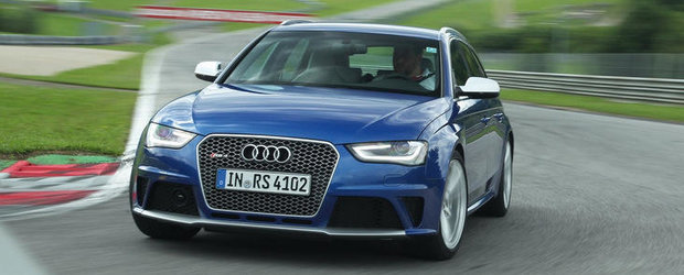 Audi a anuntat cat vor costa in Romania modelele SQ5 TDI si RS4 Avant