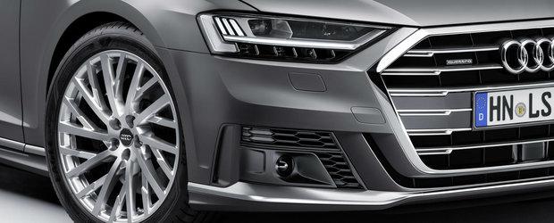 Audi a cedat in fata criticilor. Ce se intampla cu noul A8