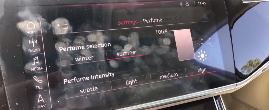 """Audi a """"furat"""" aceasta dotare de la S-Class si a instalat-o pe noul A8. Cum functioneaza sistemul"""
