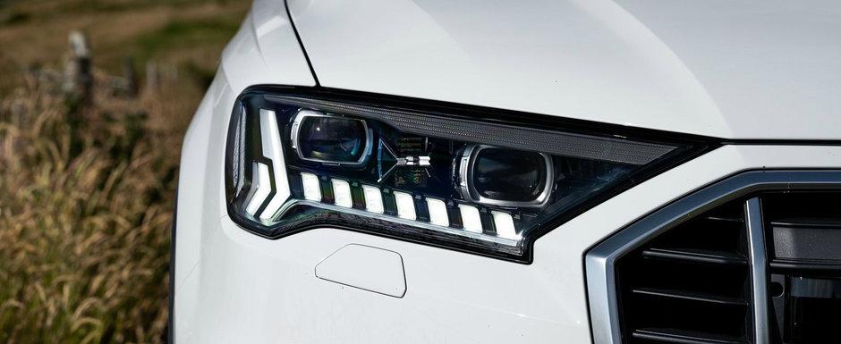Audi a gasit ac de cojocul noului BMW X7. Germanii pregatesc lansarea primului Q9 din istorie