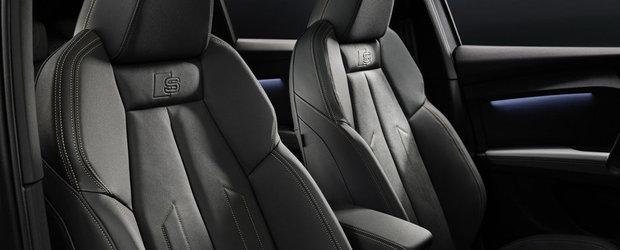 Audi a inceput productia masinii cu tractiune spate pe care construieste la fabrica Volkswagen. Foto