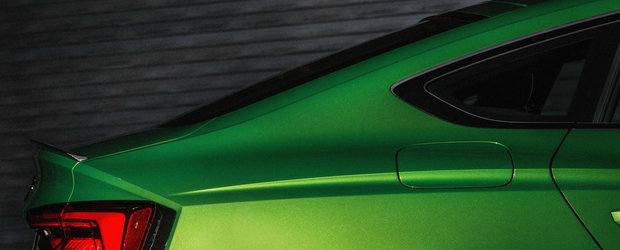 Audi a lansat masina asteptata de toata lumea, dar nu o va vinde decat in America. Are 444 CP sub capota si se bate direct cu M3