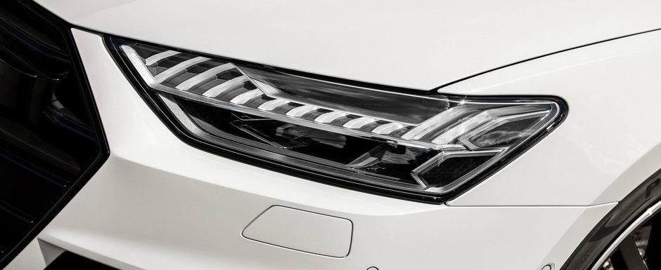 Audi a lansat masina asteptata de toata lumea, dar nu o va vinde decat in America