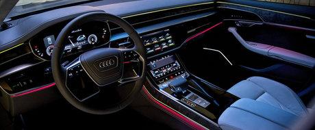 Audi a lansat noul A8 si in Romania. Uite cu cat se vinde limuzina germana