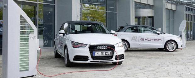 Audi a lansat noul model A1 e-tron