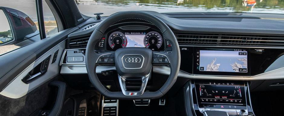 Audi a lansat noul Q7 Facelift si pe piata din Romania. Uite aici cu cat se vinde masina germana de lux
