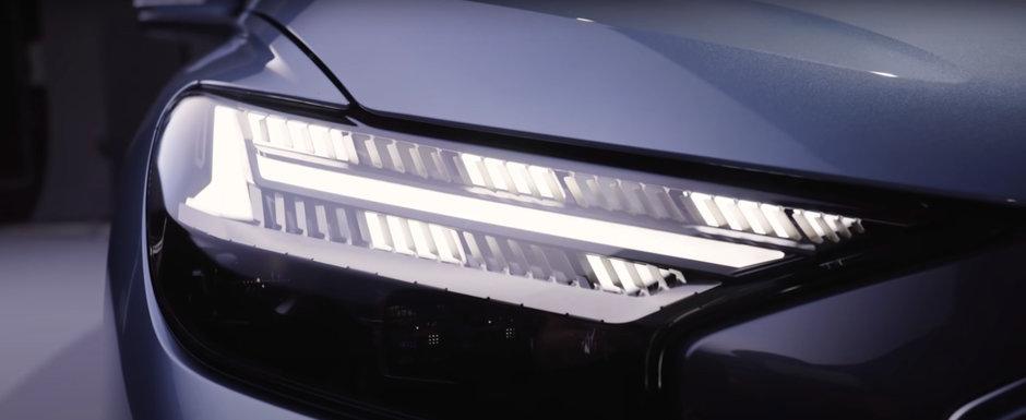 Audi a lansat oficial masina cu tractiune spate pe care o construieste la fabrica Volkswagen. Cat costa in Romania