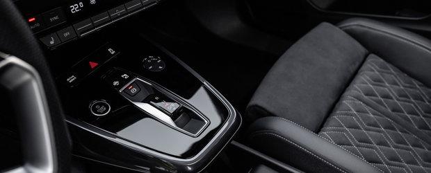 Audi a lansat oficial masina cu tractiune spate pe care o construieste la fabrica Volkswagen. Galerie foto completa
