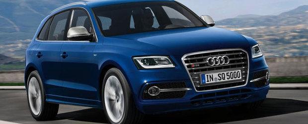 Audi a lansat primul S diesel din istoria sa