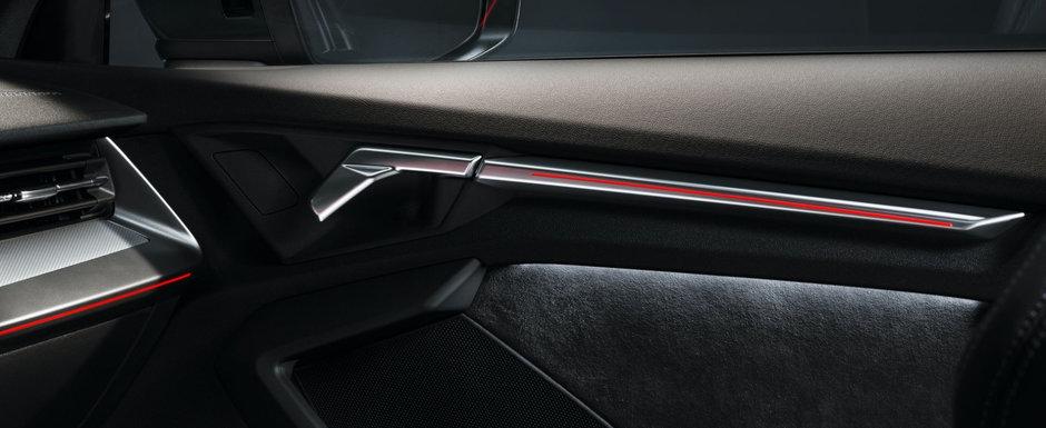 Audi a lansat si-n Romania cea mai ieftina berlina a companiei. Noua masina costa cu peste 5.000 de euro mai putin decat un A4