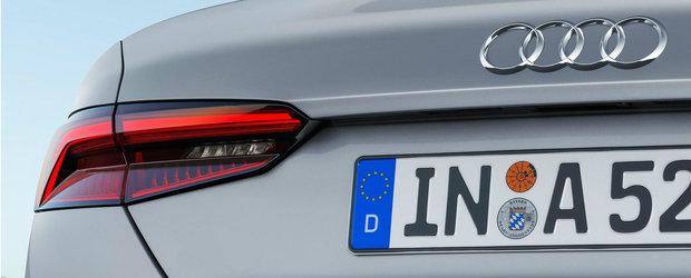 Audi a oprit pentru moment productia acestor modele