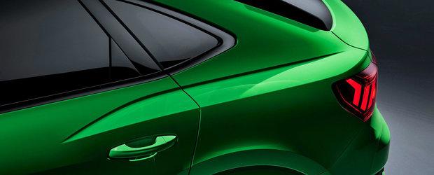Audi a publicat acum primele imagini si detalii oficiale. Noua masina a nemtilor are 400 de cai si tractiune integrala