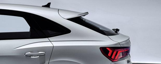 Audi a publicat acum toate imaginile si detaliile oficiale: este pentru prima data cand nemtii ofera aceasta masina!