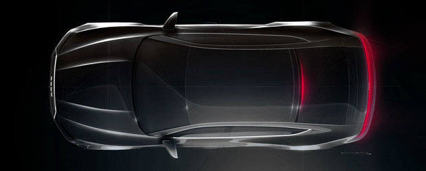Audi a publicat o noua imagine. Lansarea oficiala are loc diseara