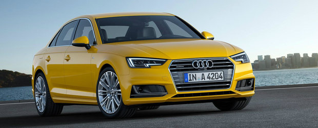 Audi a ramas in urma. Rivalii de la BMW si Mercedes au fost mai buni
