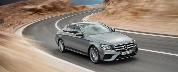 Audi a trecut de BMW in luna iulie. Mercedes ramane liderul autoritar al segmentului premium