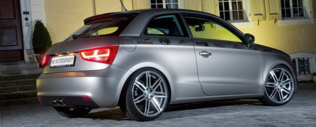 Audi A1 by HS Motorsport - Orasul are un nou favorit!