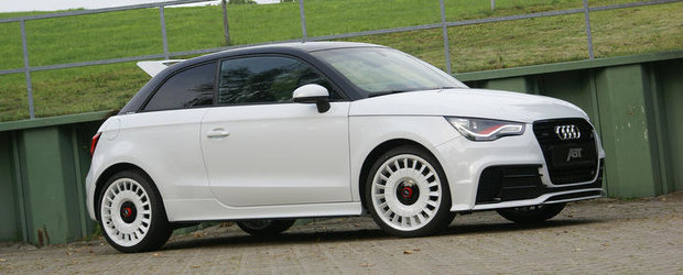 Audi A1 Quattro by ABT - Plus de putere, plus de forta, plus de performanta