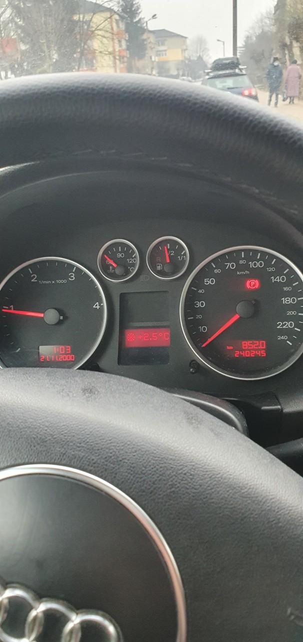 Audi A2 diesel 2002