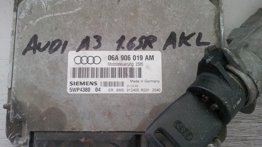 Audi a3 1.6sr akl 06A906019AM SIEMENS