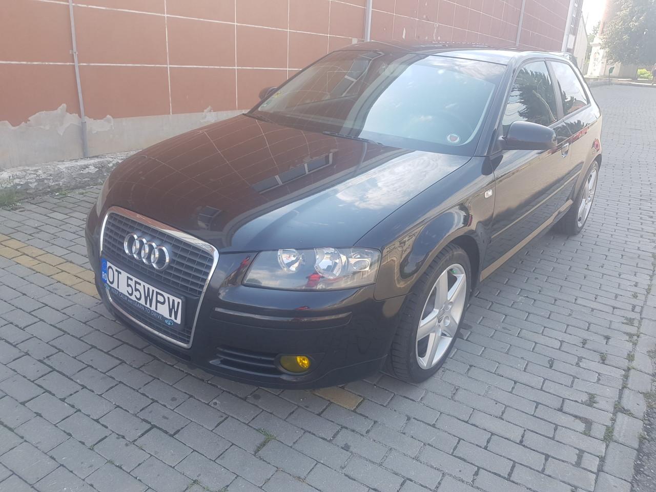Audi A3 170,c.p,accept variante 2007