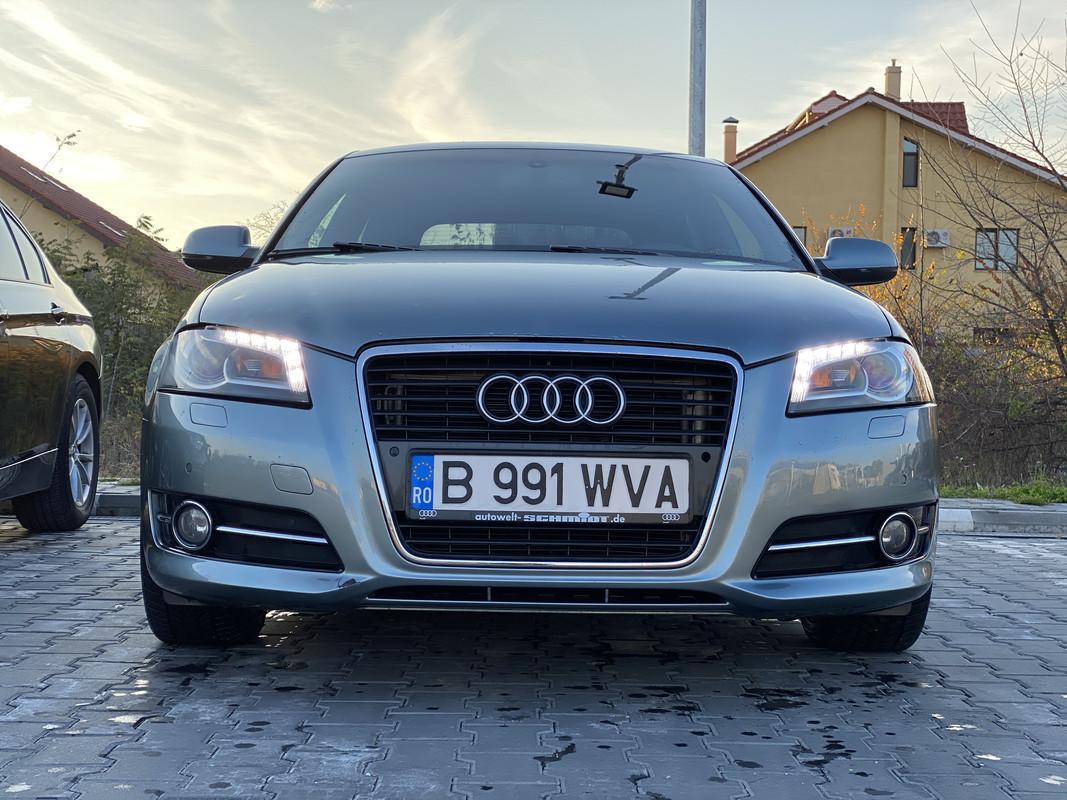 Audi A3 1968 2011